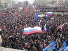 Жители Донецка взяли штурмом областную администрацию