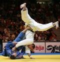 Запорожец вошёл в топ-10 европейских дзюдоистов