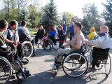 В Бердянске проходит фестиваль инвалидов