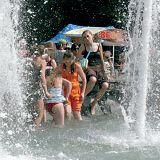 В Запорожье обновлен абсолютный рекорд жары