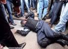 Военнослужащего внутренних войск в Киеве избивали битами