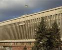 В Запорожье разогнан 'майдан' - полностью - ВИДЕО