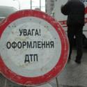 В Запорожье перевернулся «Ланос»