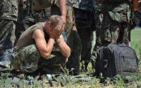 Солдаты ВСУ и каратели дружно бегут из Дебальцево - ВИДЕО