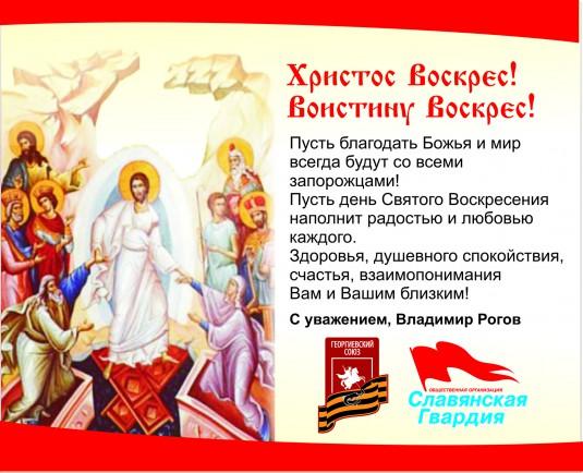 Христос воскрес воистину воскрес поздравления когда