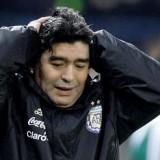 Марадону дисквалифицировали и оштрафовали на 25 тыс.!
