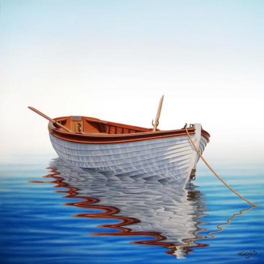 лодка ненца