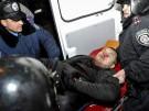 МВД Украины доказало невиновность «Беркута» ВИДЕО
