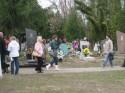 На кладбища отправятся 400 тыс. запорожцев