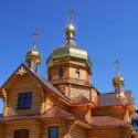 Накануне Пасхи открылся храм святых Петра и Февронии