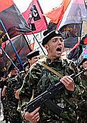 Националисты призвали к бойкоту новых учебников по истории Украины