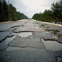 В Запорожье -самые опасные дороги Украины! РЕЙТИНГ