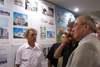 Архитекторы показали запорожцам город будущого