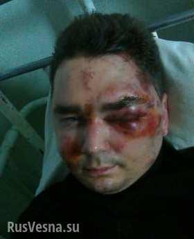 Почему правосеки в Киеве избивают казаков?