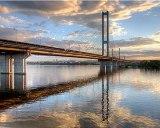 В 6 раз - до 600 млн. грн. увеличили под выборы финансирование строительства мостов!