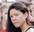 Несгоревшая артистка Руслана вновь готовится в 'жертвы революции'
