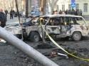 Милиция: следов поджога или взрыва авто директора 'Хортицы' не найдено