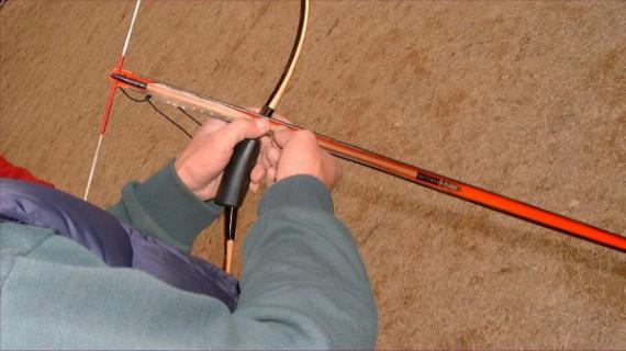 Как сделать стрелу к арбалету