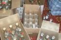 У запорожцев конфисковали паленую водку на 300 тысяч гривен!