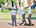 Милиция пытала током запорожского бизнесмена