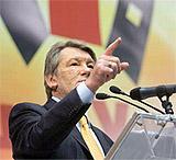 Ющенко поддержал экстремизм оппозиции?