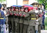 Останки 98 солдат, которые погибли в битве за Днепр на Букринском плацдарме, перезахоронили