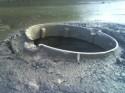 Под прикрытием стихии запорожцев лишили крышек канализационных люков!