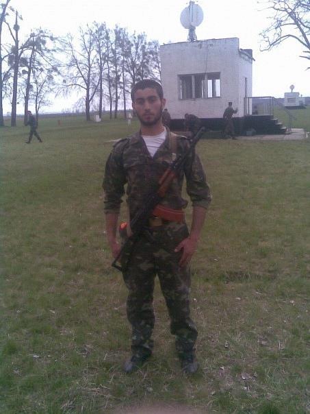 Где застрелили погибших боевиков майдана
