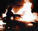 Сожгли «Мазду» начальника областной земинспекции