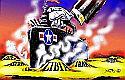 Остановить американского ковбоя могут только Россия, Китай и Европа