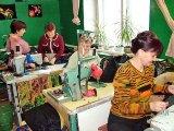 Самый большой флаг Украины пошили мастера Запорожья