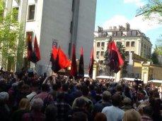 4 карательных батальона вместе с ПСами бунтуют в Киеве