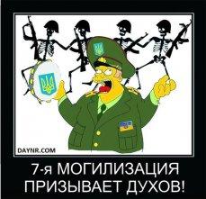 Хунта готовит внеплановую 7-ю волну мобилизации - ДОКУМЕНТ
