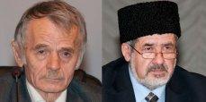 Крымские татары осудили Джемилева и Чубарова