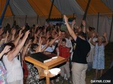 Чтобы не попасть в «АТО», украинские призывники вступают в секты