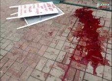 В Бердянске массовое кровавое побоище со стрельбой: есть пострадавшие