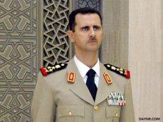 Асад обратился к России с просьбой об оказании военной помощи