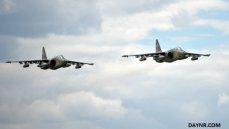 Россия нанесла первый авиаудар в Сирии