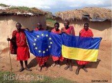 Киевская хунта пустит на Украину больше 100 тысяч беженцев - ВИДЕО