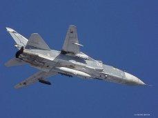 МОЛНИЯ: В Сирии сбит Су-24 российской авиагруппы, — Минобороны РФ