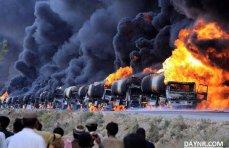 Bild: Россия оказалась права — Турция закупает нефть у ИГИЛ