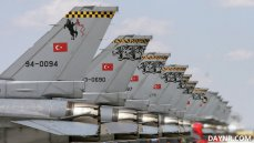 Главком ВКС: турецкие истребители устроили засаду в небе для Су-24