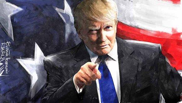 Иммиграционный указ Трампа начали применять в полной мере
