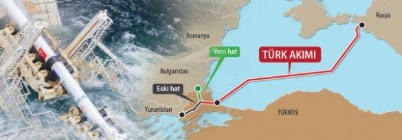 «Турецкий поток» может пройти через Болгарию