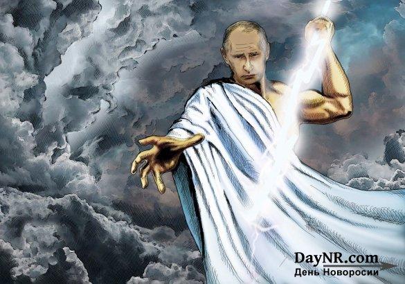 Путин поздравил американцев с Новым годом в сериале «Чёрное зеркало»