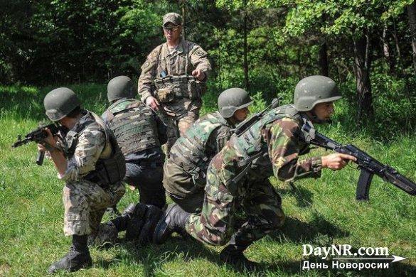 Натовские инструкторы успешно избавляют ВСУ от советской традиции побеждать