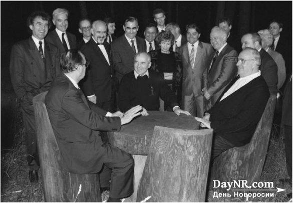 Архивы США подтверждают: Горбачёву обещали, что НАТО не продвинется на восток «ни на дюйм»