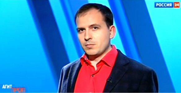 Константин Сёмин: «АгитПроп»