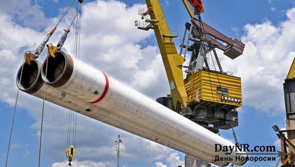 «Газпром» уложил уже 38% морского участка «Турецкого потока»