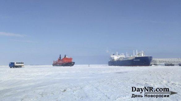 WSJ призывает США устроить России новую холодную войну в Арктике